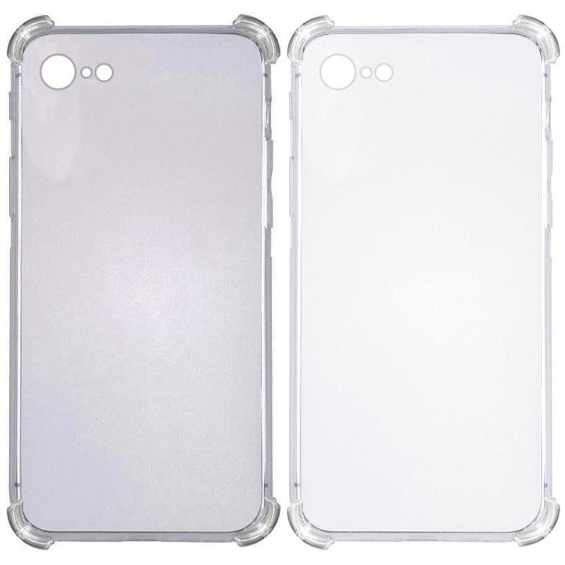 "TPU чехол GETMAN Ease logo усиленные углы для Apple iPhone 7 / SE(2020) (4.7"")"