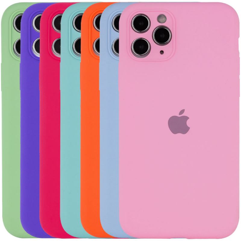 "Чехол Silicone Case Full Camera Protective (AA) для Apple iPhone 11 Pro (5.8"")"