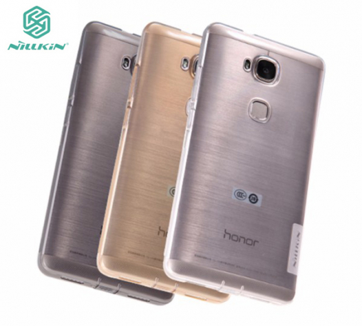 TPU чехол Nillkin Nature Series для Huawei Honor 5X / GR5