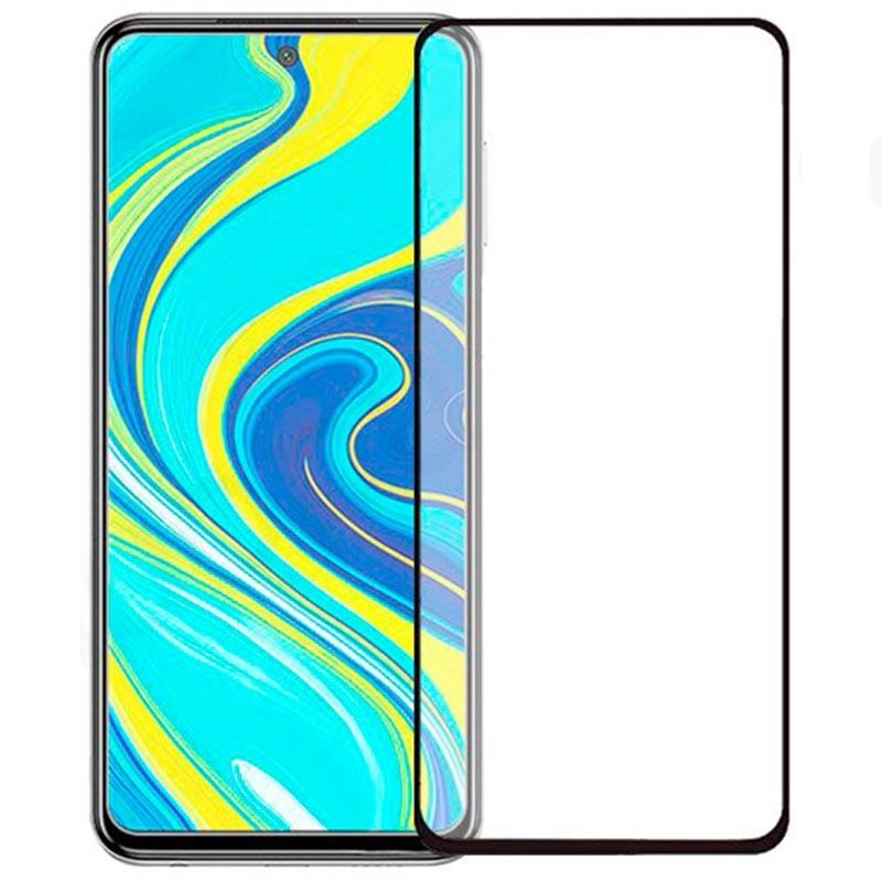 Защитное стекло XD+ (full glue) (тех.пак) для Xiaomi Redmi 9 / 9A / 9C / Poco M3 /Note 9 4G/Redmi 9T