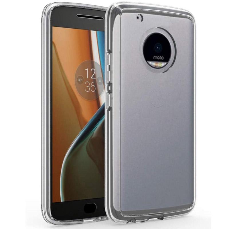 TPU чехол Epic Transparent 1,0mm для Motorola Moto G5 Plus