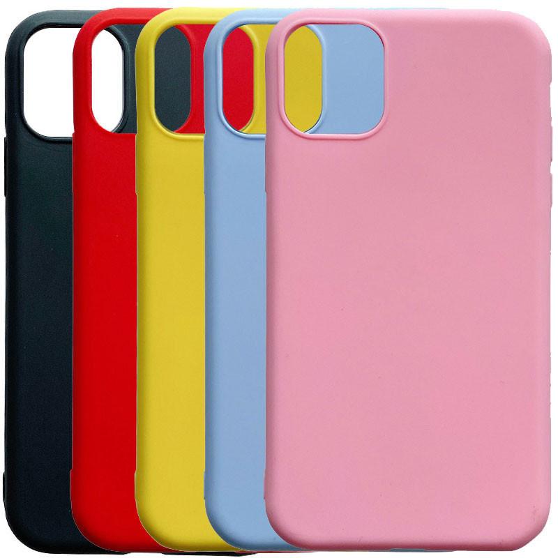 """Силиконовый чехол Candy для Apple iPhone 12 Pro / 12 (6.1"""")"""
