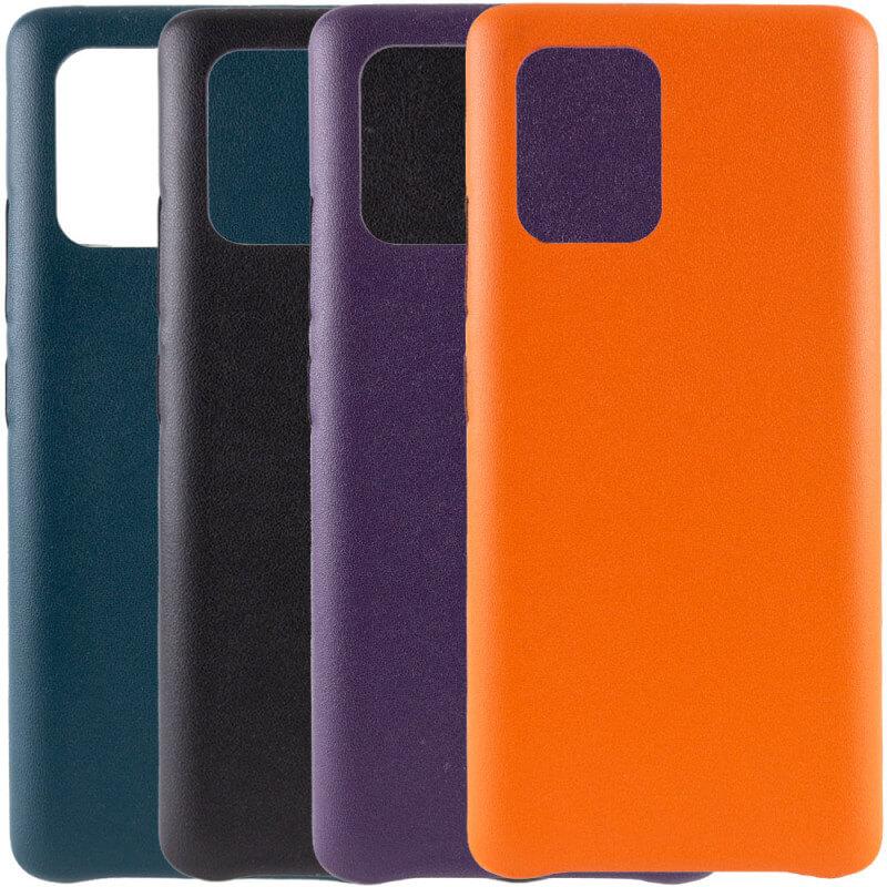 Кожаный чехол AHIMSA PU Leather Case (A) для Samsung Galaxy S10 Lite
