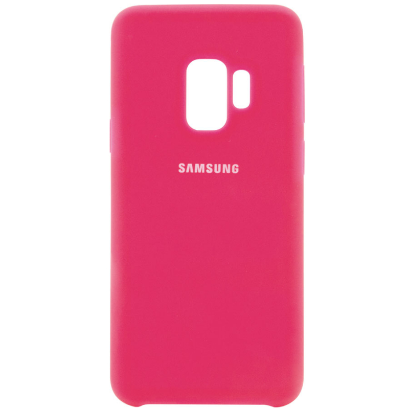 Чехол Silicone case для Samsung Galaxy S9