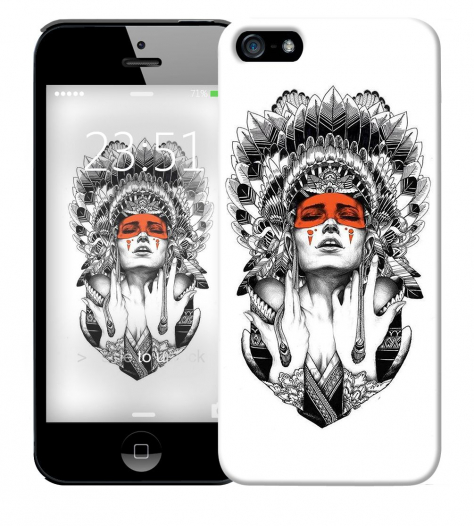 Чехол «Navaho» для Apple iPhone 5/5s
