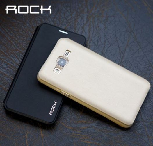 Чехол (книжка) Rock Touch series для Samsung G550F Galaxy On5