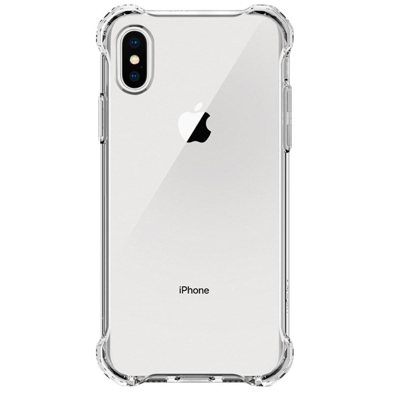 "TPU чехол GETMAN Ease с усиленными углами для Apple iPhone XS Max (6.5"")"