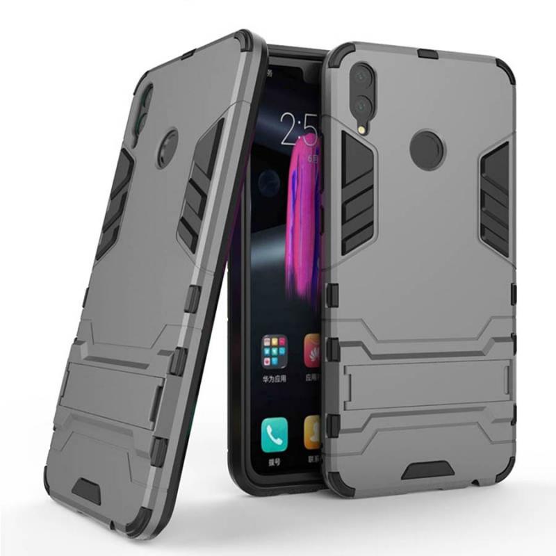 Ударопрочный чехол-подставка Transformer для Huawei Honor 8X Max с мощной защитой корпуса