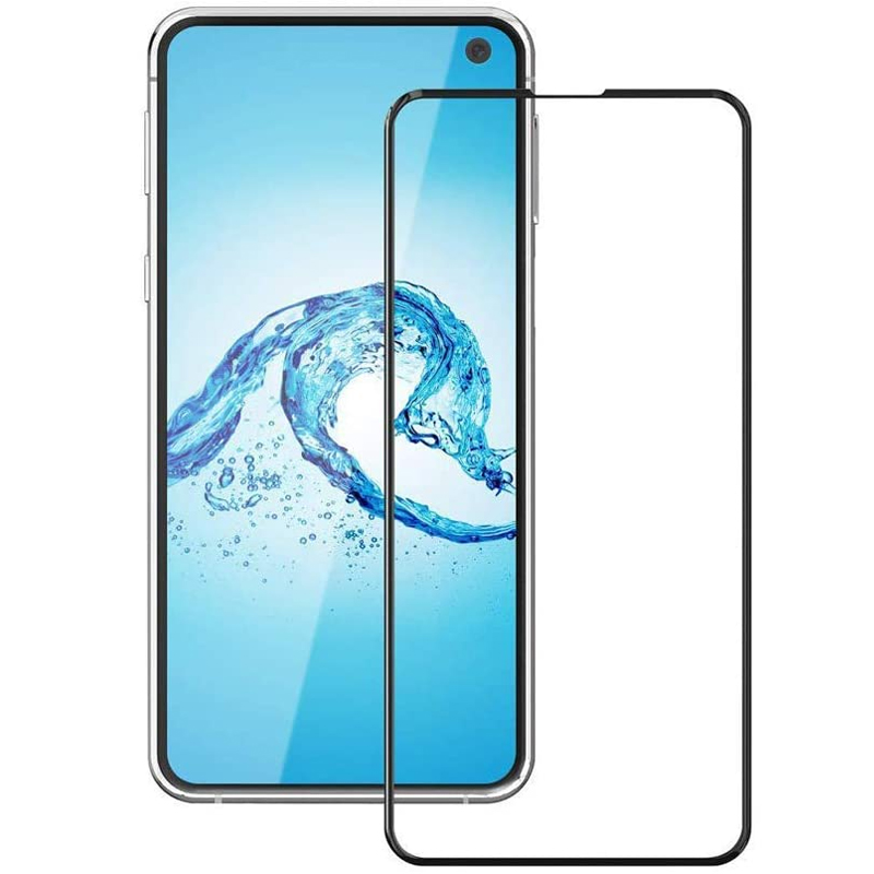 Защитное стекло 2.5D CP+ (full glue) для Samsung Galaxy S10e