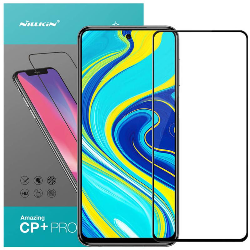 Защитное стекло Nillkin (CP+PRO) для Xiaomi Redmi Note 9 / Redmi 10X / Note 9T / Note 9 5G