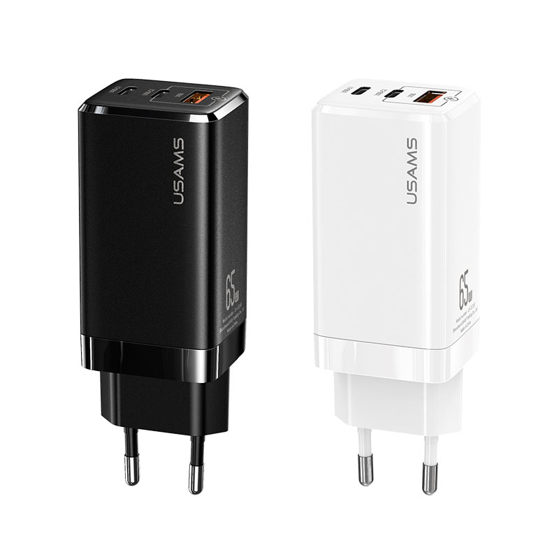 СЗУ USAMS CC110 GaN Mini Fast Charger EU