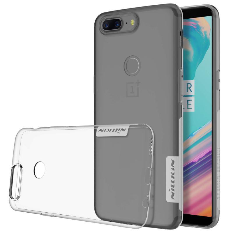 TPU чехол Nillkin Nature Series для OnePlus 5T