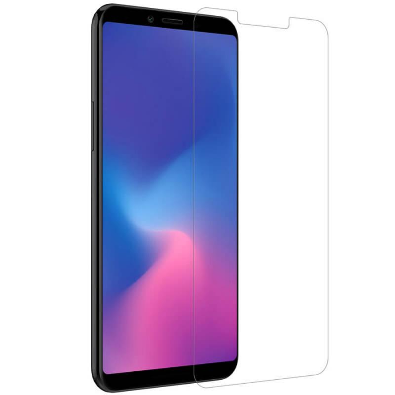 Защитная пленка Nillkin Crystal для Samsung Galaxy A6s (2018)