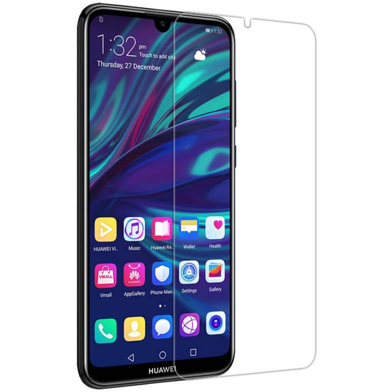 Защитная пленка Nillkin Crystal для Huawei Y7 (2019) / Huawei Y7 Prime (2019)