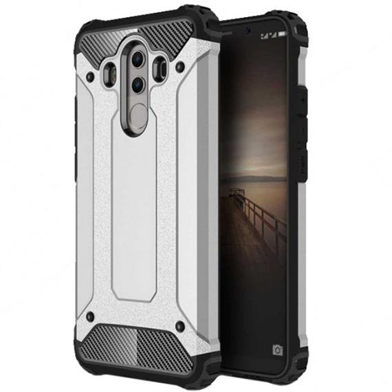 Бронированный противоударный TPU+PC чехол Immortal для Huawei Mate 10 pro