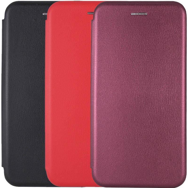 Кожаный чехол (книжка) Classy для Xiaomi Redmi Note 9 4G / Redmi 9 Power / Redmi 9T / Poco M3