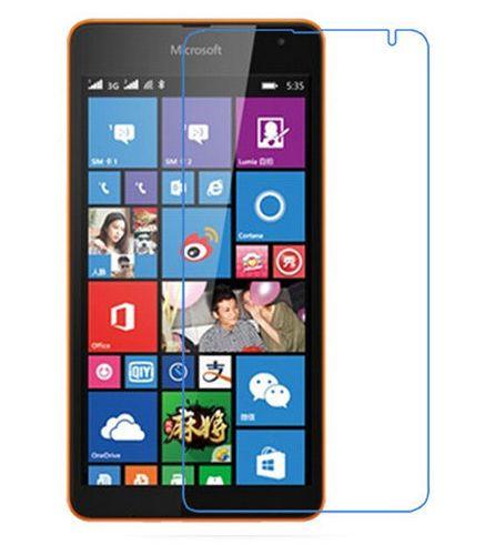 Защитное стекло Ultra 0.33mm для Microsoft Lumia 535 (картонная упаковка)