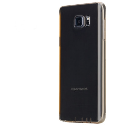 TPU чехол ROCK Ultrathin Slim Jacket для Samsung Galaxy Note 5