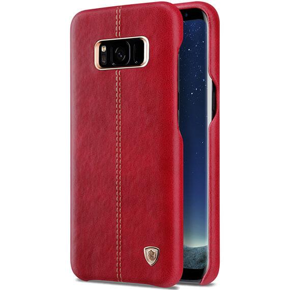 Кожаная накладка Nillkin Englon Series для Samsung G950 Galaxy S8