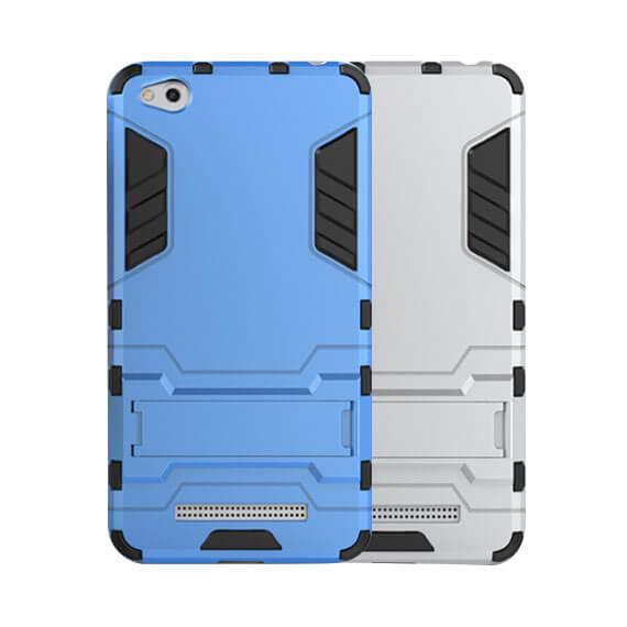 Ударопрочный чехол-подставка Transformer для Xiaomi Redmi 4a с мощной защитой корпуса