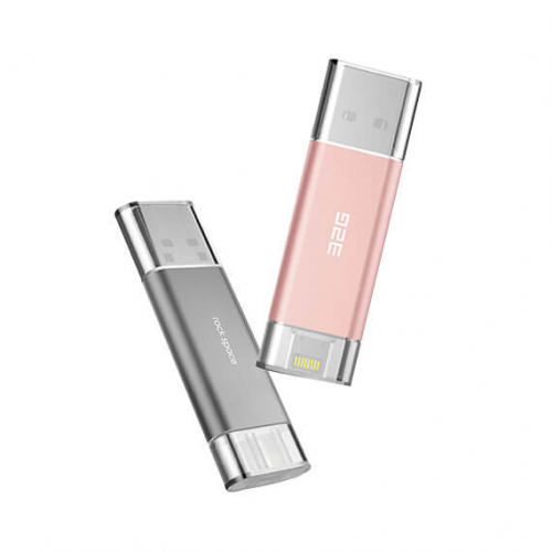 Rock Flash drive F2 (aluminum) 32 gb