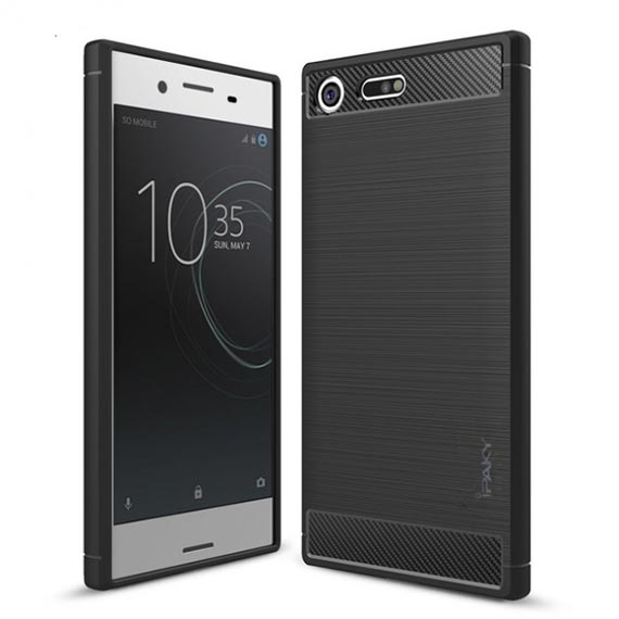 TPU чехол iPaky Slim Series для Sony Xperia XZ Premium