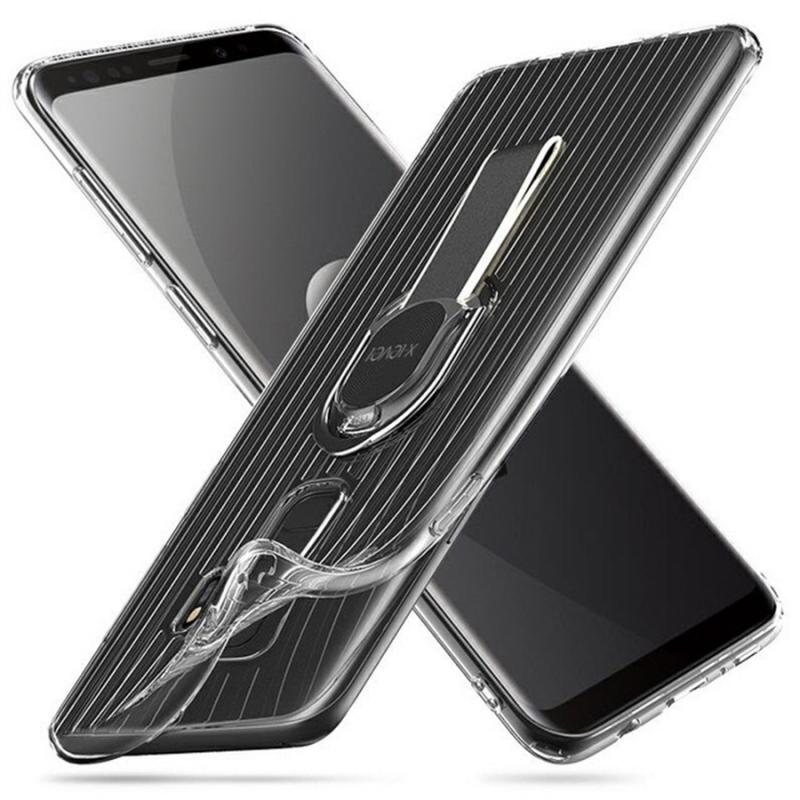 TPU чехол X-Level Suitcase Series для Samsung Galaxy S9