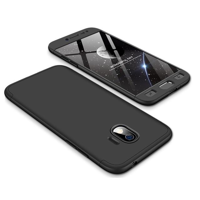 Пластиковая накладка GKK LikGus 360 градусов для Samsung J400F Galaxy J4 (2018)