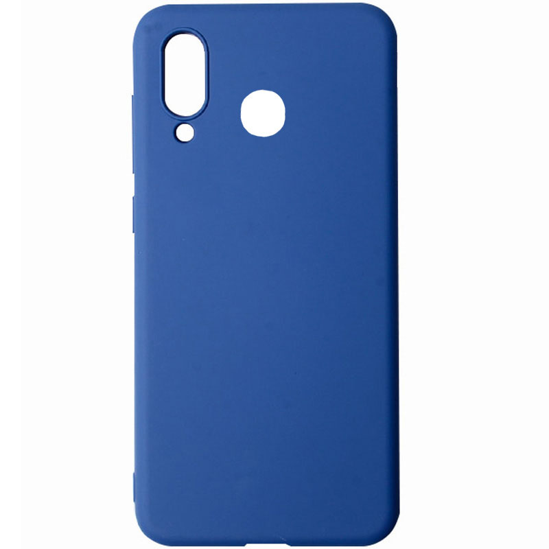 Чехол Silicone Cover with Magnetic для Huawei P Smart Z