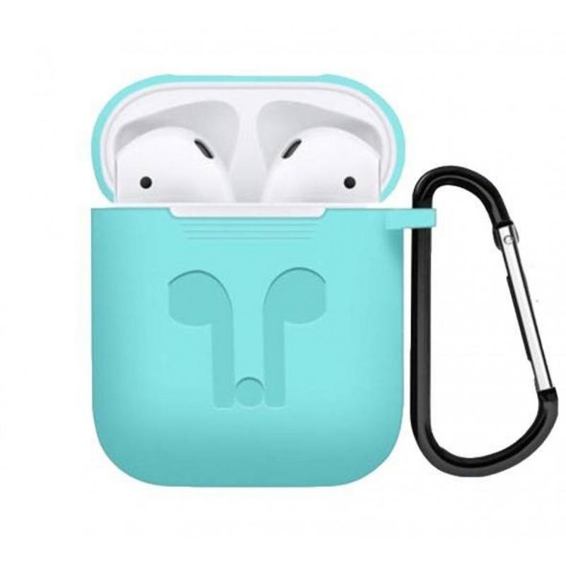 Футляр для наушников AirPods wireless + strap 2in1