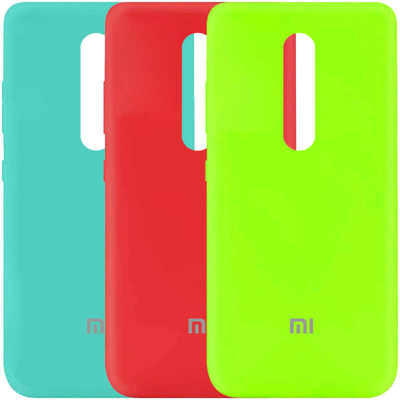 Чехол Silicone Cover My Color Full Protective (A) для Xiaomi Redmi K20 / K20 Pro / Mi9T / Mi9T Pro