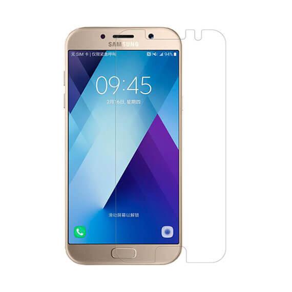 Защитная пленка Nillkin Crystal для Samsung A320 Galaxy A3 (2017)