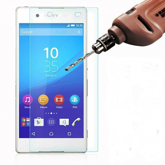 Защитное стекло Ultra Tempered Glass 0.33mm (H+) для Sony Xperia Z3+ Compact