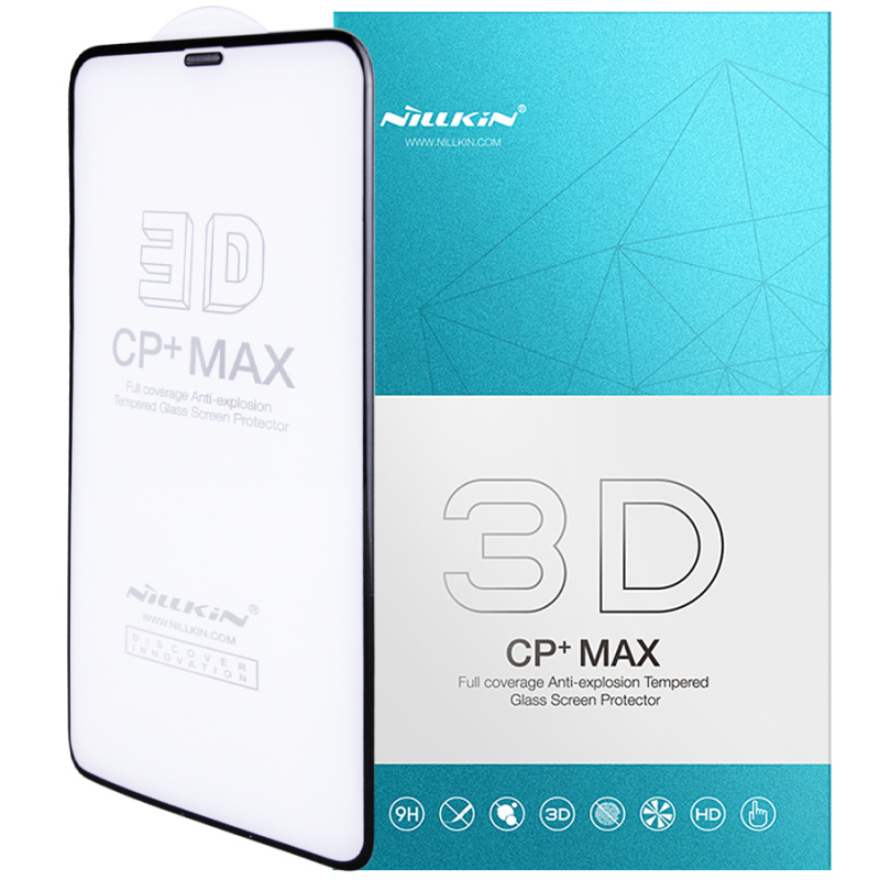 "Защитное стекло Nillkin (CP+ max 3D) для Apple iPhone 11 Pro (5.8"") / X (5.8"") / XS (5.8"")"