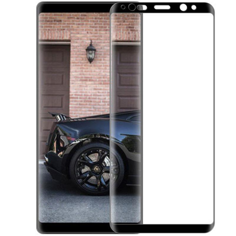 Защитное цветное 3D стекло Mocolo (full glue) для Samsung Galaxy Note 8