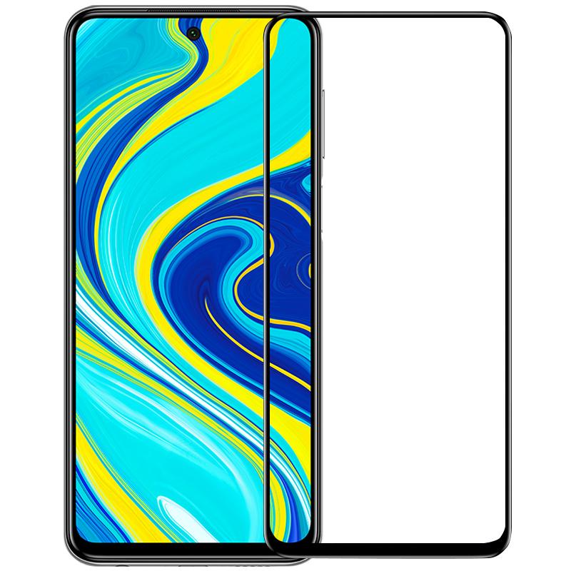 Защитное стекло 2.5D CP+ (full glue) для Xiaomi K30 Pro/Poco F2 Pro/Mi 10T Lite/Note 9 Pro 5G/Mi 10i