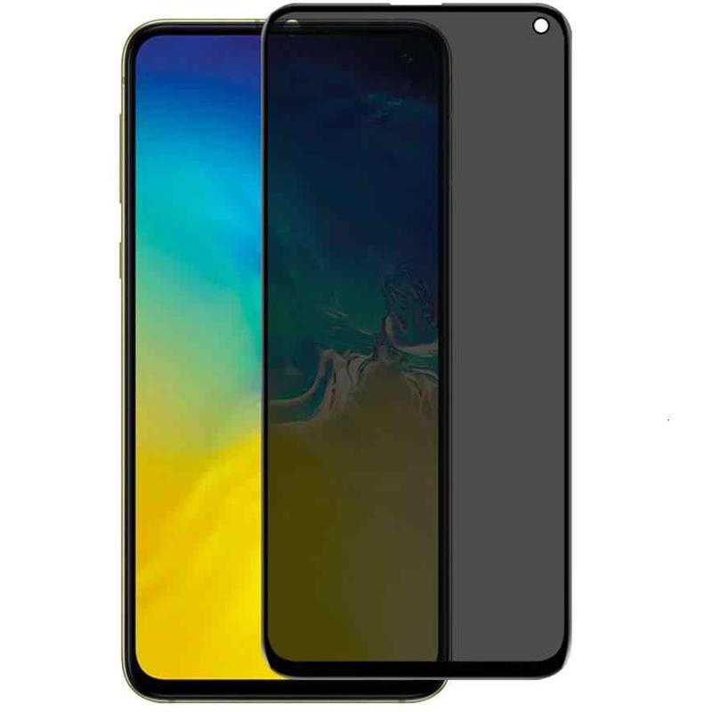 Защитное стекло Privacy 5D (full glue) для Samsung Galaxy S10e