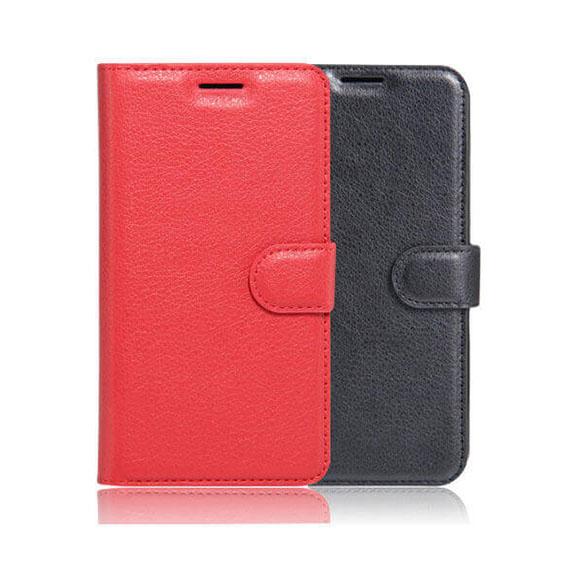 Чехол (книжка) Wallet с визитницей для Meizu M5