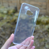 TPU чехол Ultrathin Series 0,33mm для HTC One / M9