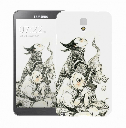 Чехол «China» для Samsung Galaxy Note 3 N9000/N9002