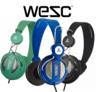 Наушники WESC Oboe Seasonal Black Street
