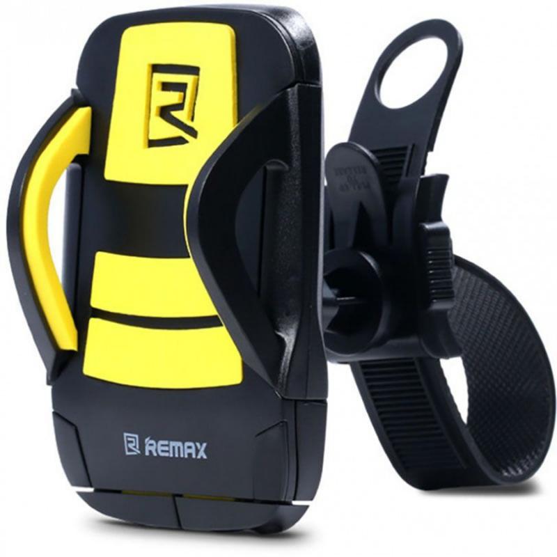 Велосипедный держатель Remax (RM-C08) Phone Holder