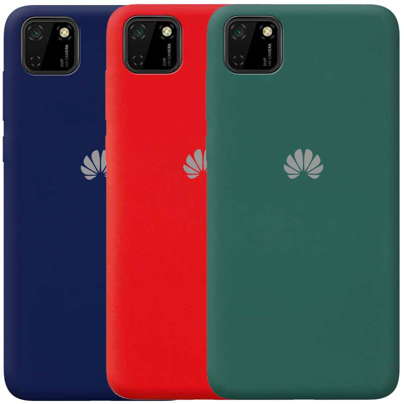 Чехол Silicone Cover Full Protective (AA) для Huawei Y5p