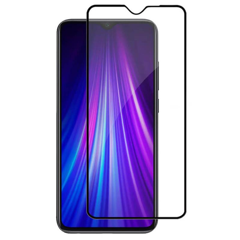 Защитное стекло 3D Premium 111D (full glue) для Xiaomi Redmi Note 8T