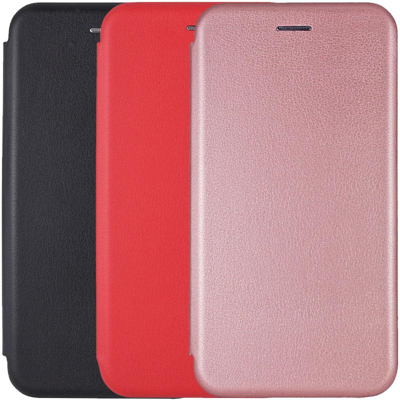 Кожаный чехол (книжка) Classy для Huawei Y8p (2020) / P Smart S