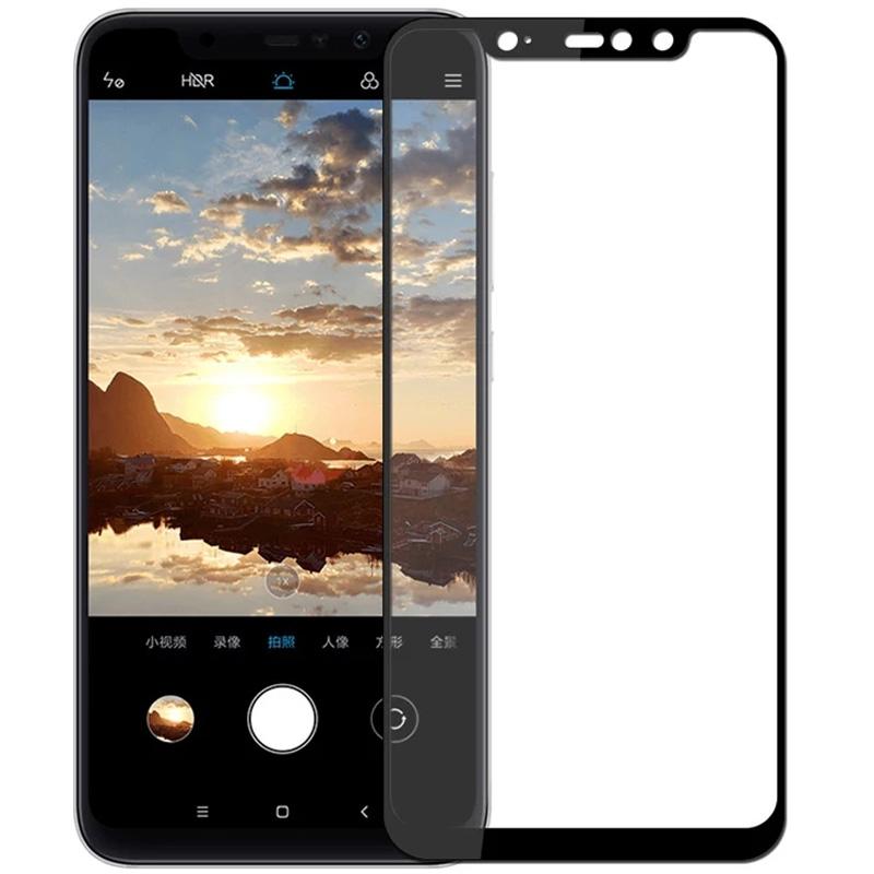 Гибкое ультратонкое стекло Mocoson Nano Glass для Xiaomi Redmi Note 6 Pro