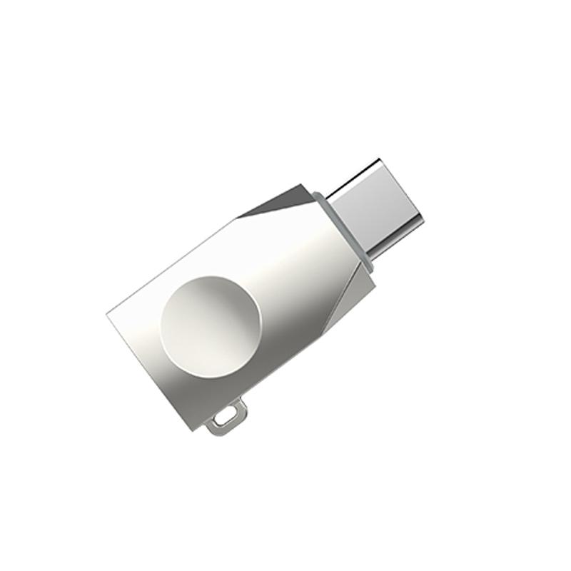Переходник Hoco UA9 USB OTG to Type-C