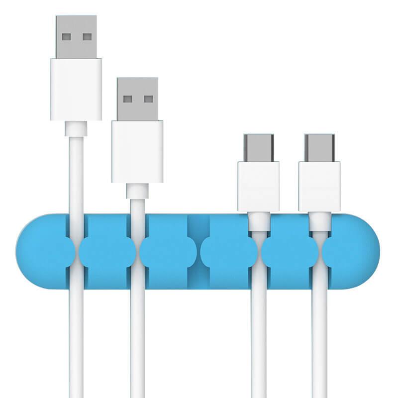 Фиксатор для кабелей Orico (на 5 проводов)