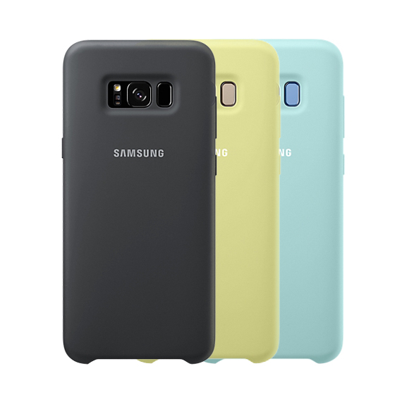 Чехол Silicone case для Samsung G955 Galaxy S8 Plus