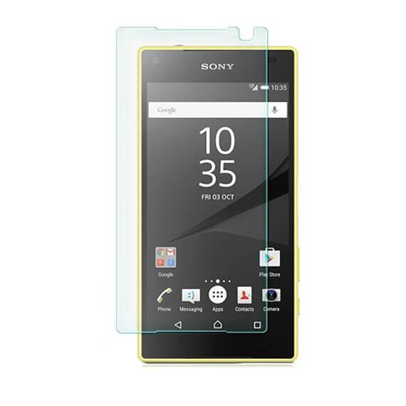 Защитная пленка Nillkin Crystal для Sony Xperia Z5 compact